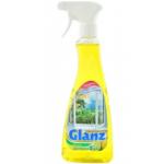 """Средство для мытья стекол и зеркал Цитрус """"Glanz"""" 500 мл"""