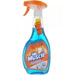 Мистер Мускул чистящее и моющее средство для стекол с курком, 500 мл
