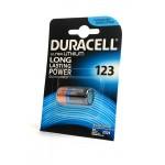 DURACELL ULTRA CR123A BL1