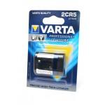 VARTA PROFESSIONAL LITHIUM 6203 2CR5 BL1