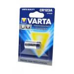 VARTA PROFESSIONAL LITHIUM 6205 CR123A BL1