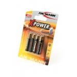 ANSMANN X-POWER 5015653 LR03 BL4
