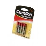 Camelion Plus Alkaline LR03-BP4Элемент питания Camelion Plus Alkaline LR03-BP4 LR03 BL4