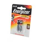 Energizer MAX+Power Seal LR03 BL2