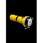 Фонарь светодиодный КОСМОС 7 супер ярких LED элементов, 2 режима работы, евровилка, 500Мач