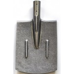 Лопата-ледоруб Рельсовая сталь