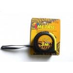 """Рулетка 3мх16мм с магнитом """"Меtric"""""""