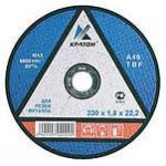 Круг для резки металла Кратон A46TBF 125х22,2х1,6 мм