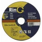 Круг отрезной для металла41 14A180х1,6х22RinG