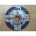 Круг абразивный армирован. по металлу27 14А 115х6х22 RinG