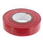 Изолента IEK 19 мм 20 м цвет красный