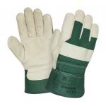 Перчатки кожаные комбинированные 2Hands 0154