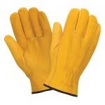 Перчатки кожаные Siberia 0140