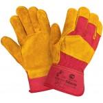 Перчатки спилковые комбинированные Siberia 0112-11-ru (RL1)