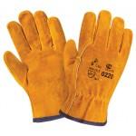 Перчатки спилковые Siberia 0220