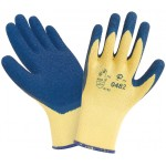 Перчатки с латексным покрытием  2Hands Comfort (Комфорт) 0482