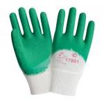 Перчатки с латексным покрытием  2Hands GreenSafety (ГринСэйфити) 17801