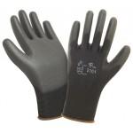 Перчатки нейлоновые с полиуретаном 2Hands Air 2101BLK