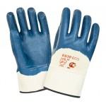 Перчатки краги с тяжелым нитриловым покрытием 2Hands ЕСО 0530