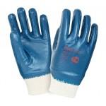 Перчатки с тяжелым нитриловым покрытием 2Hands ЕСО 0543