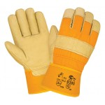 Перчатки кожаные комбинированные 2Hands 0395