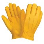 Перчатки кожаные утепленные  Siberia 0145
