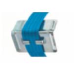 Уголок защитный металлический 50 мм 125х75х85
